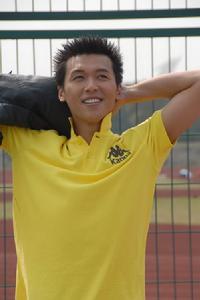 加油!网球王子演员杨德民