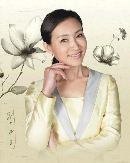 我人生的甘雨演员郑爱利