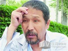 野河畔的男子汉演员赵铁人