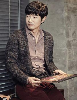《绿蔷薇》演员李宗赫