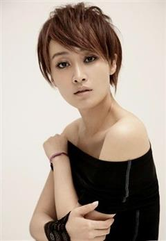 穿动物园的女编辑演员赵子琪