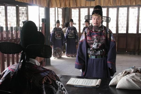 大明王朝1566 嘉靖与海瑞的剧照18