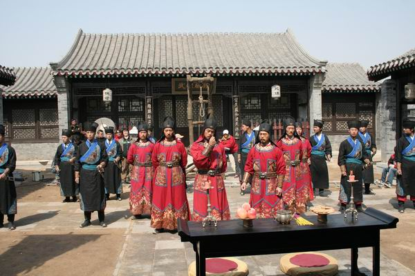 大明王朝演员表_大明王朝1566-嘉靖与海瑞的剧照19剧照-电视指南