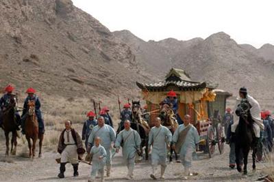 少林寺传奇之大漠英豪第61集剧情介绍图片