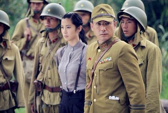 内地电视剧 铁血使命剧情介绍    野村看到李孝龙的援军到达后命令