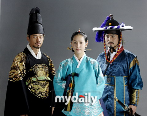 剧照-韩剧李祘收视狂升9% 超王和我夺冠(图)
