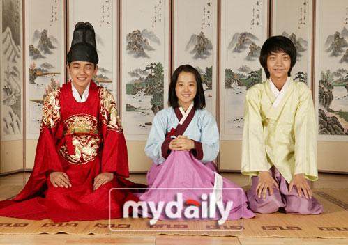 剧照-韩剧王和我小演员离组 向观众表达谢意(图)