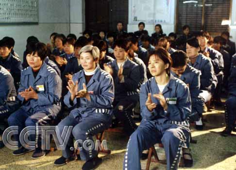 哈尔滨女子监狱_女子监狱剧情介绍 第9集