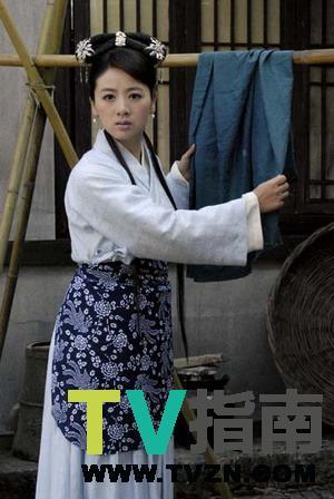 活佛济公演员表-白雪(兔子精)扮演者馨子-电视指南