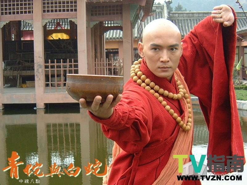 焦恩俊最近出演的电视剧 -青蛇与白蛇石君宝扮演者焦恩俊