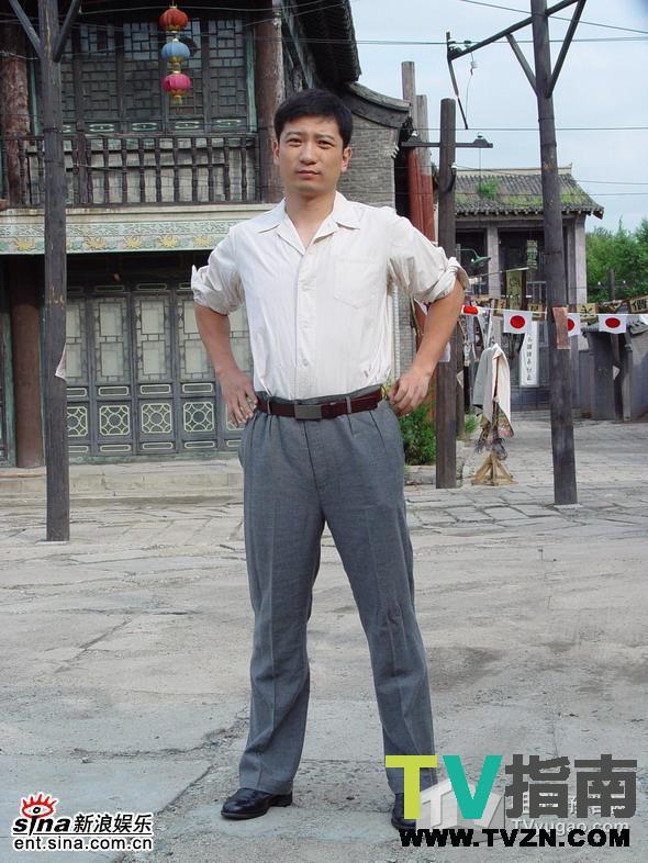 北京人事件剧照