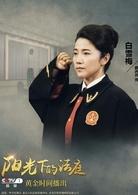 阳光下的法庭演员颜丙燕