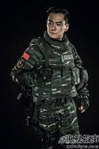 神鹰反恐特战队演员王斑