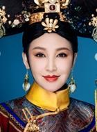 大清江山之龙胆花演员岳丽娜