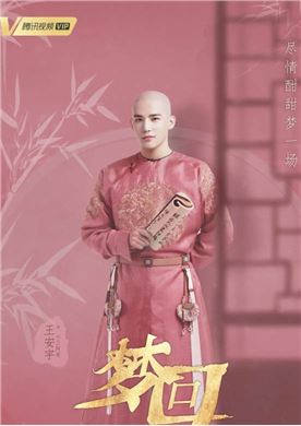 梦回演员王安宇