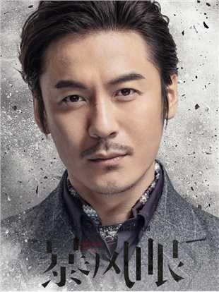 暴风眼演员王东