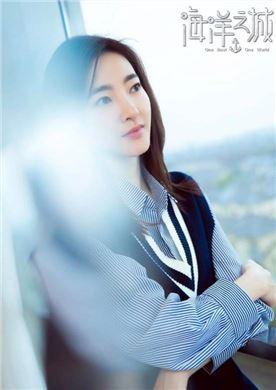 海洋之城演员王丽坤