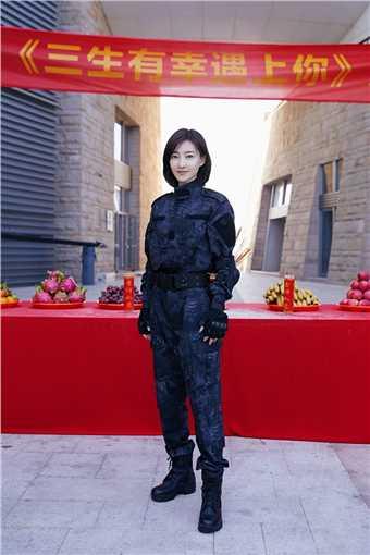 三生有幸遇上你演员王丽坤