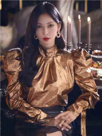 顶楼第三季演员金素妍