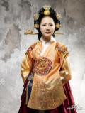 剧照-韩剧王和我人物--梁美京饰贞熹王后