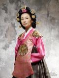 剧照-韩剧王和我人物--钱忍和饰仁粹大妃