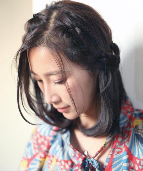 赵子惠写真