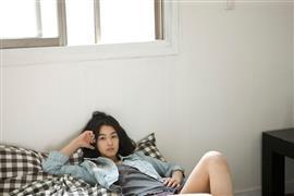 姜惠贞写真