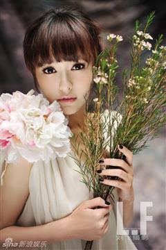 面包树上的女孩演员唐嫣