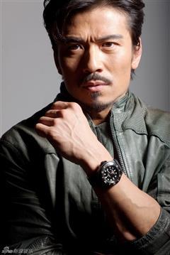 特战先锋演员唐文龙
