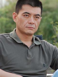 五台山抗日传奇之和尚连演员王新军