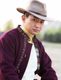 民初奇人传演员强巴才丹