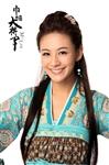 巾帼大将军演员江若琳
