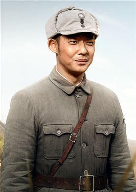 河山演员韩立