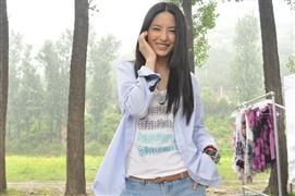 杨紫彤写真