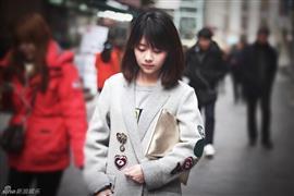 谭松韵写真